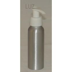 Flacon Alu pompe blanche 75 ml