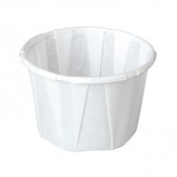 10 x Gobelets papier pour 'Patisavonnerie' 120 ml