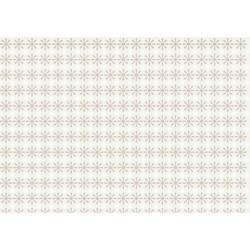 Papier EcoWrap Motif 'MARRON'  Lot de 10 feuilles