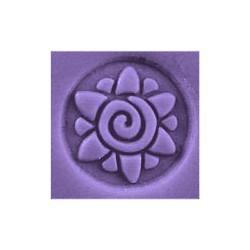MWM TAMPON SPIRAL FLOWER