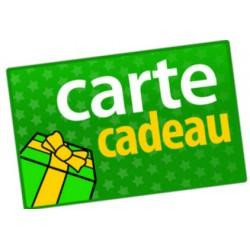Carte Cadeau 25€