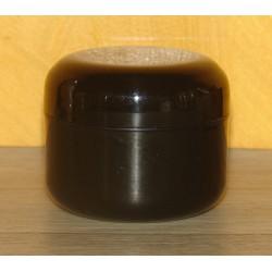 Pot noir double  paroi 250ml
