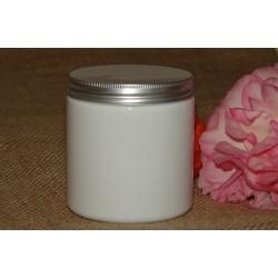 Pot blanc PET cap Alu 250 ml